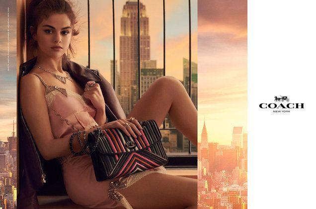 Selena Gomez Stars in New Video for Coach Campaign: Exclusive Premiere | Billboard