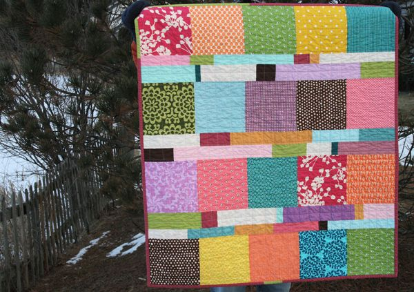 Love this one too!Baby Quilt Pattern, Quilt Ideas, Baby Quilts, Quilt Block, Quilt Patterns, Stripes Tutorials, Stripes Baby, Quilt Tutorials, Stripes Quilt