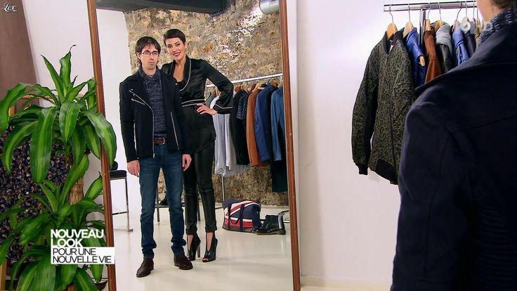 Cristina Cordula dans Nouveau Look pour une Nouvelle Vie (Cuir, Cristina Cordula).