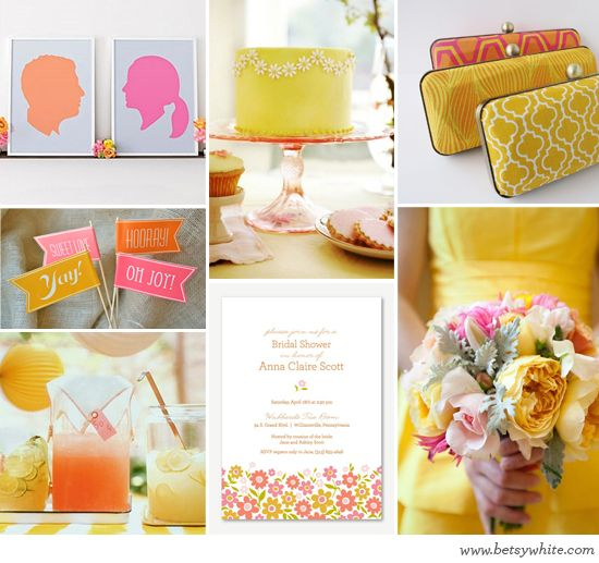 17 Best Ideas About Spring Bridal Showers On Pinterest