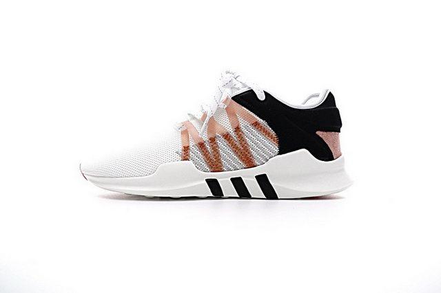 Adidas Originals Adidas EQT Racing ADV Shoes Ftwr White Chalk Coral Core  Black CQ2156 5b4e44820