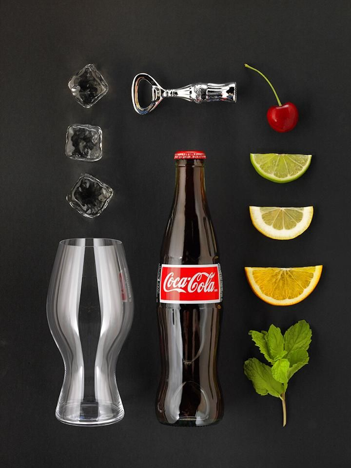 All you need for the perfect refreshment.