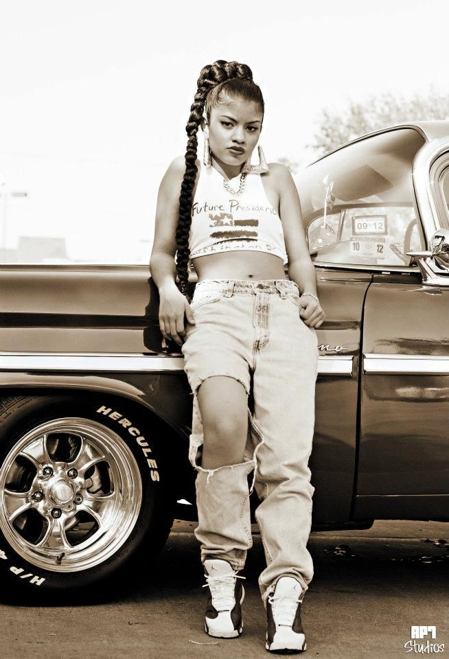 Cholas Mexican Pinterest Fashion Styles Afro And