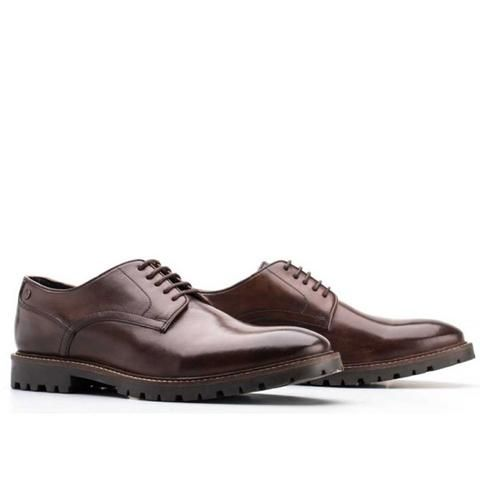 BASE LONDON - Souliers Barrage Washed - Brown - LE CAPITAINE D'A BORD - 1