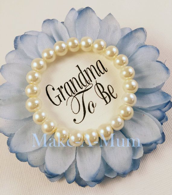 Baby Shower Corsage baby shower favorsMommy To be Pin by MakeAMum