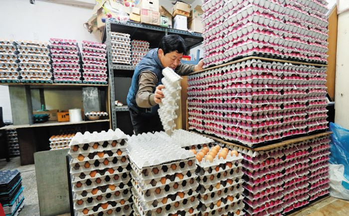Egg Prices Soar Amid Bird Flu Outbreak | Koogle TV