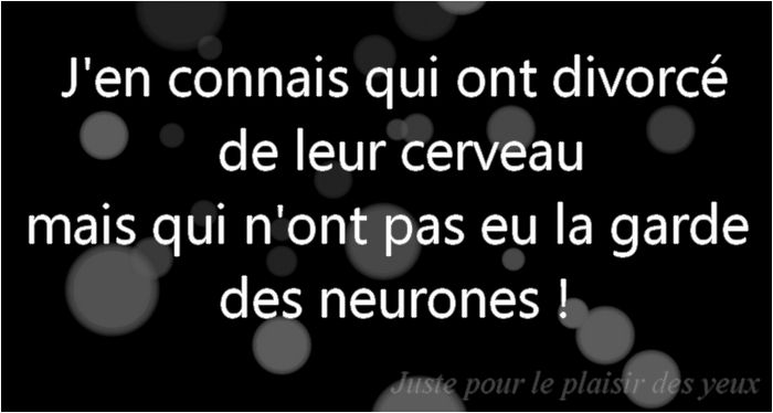 plus un neurone