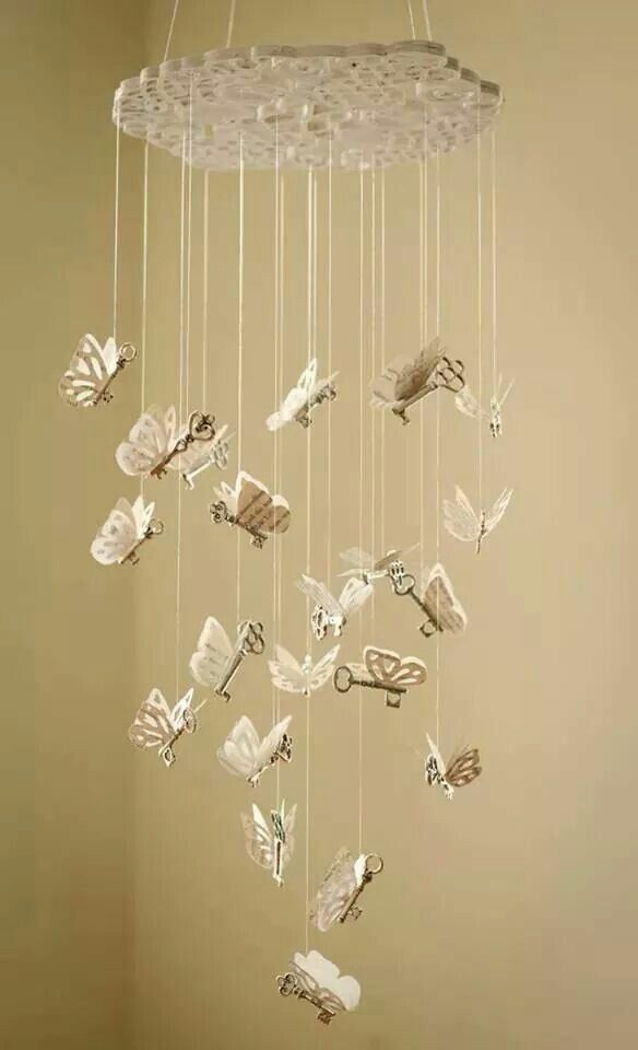 Made out of damaged pages of a Harry Potter book. I definitely want to make this ♡