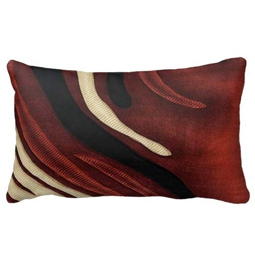 Black And Beige Throw Pillows : Blazing Flames of Burgundy, Black and Tan Pillows Decorative Pillows Pinterest Burgundy ...