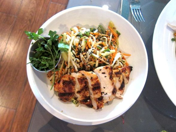 Healthy Dining From 'The Biggest Loser's' Devin Alexander