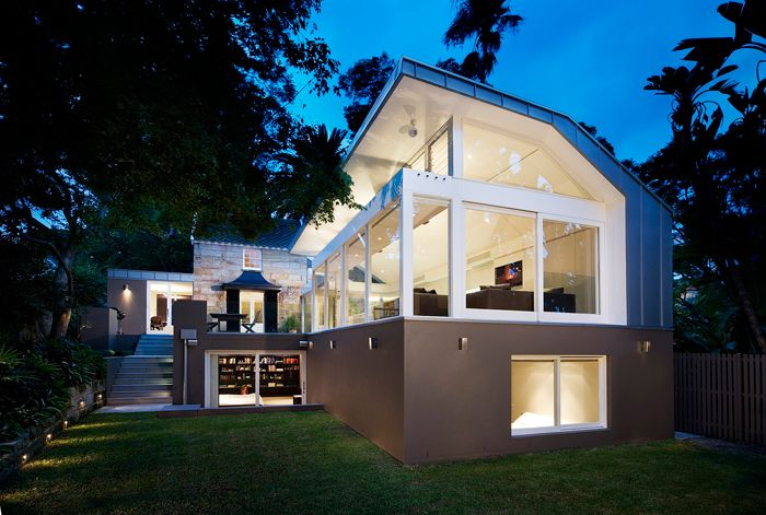 Sydney Architects Melocco & Moore Architects