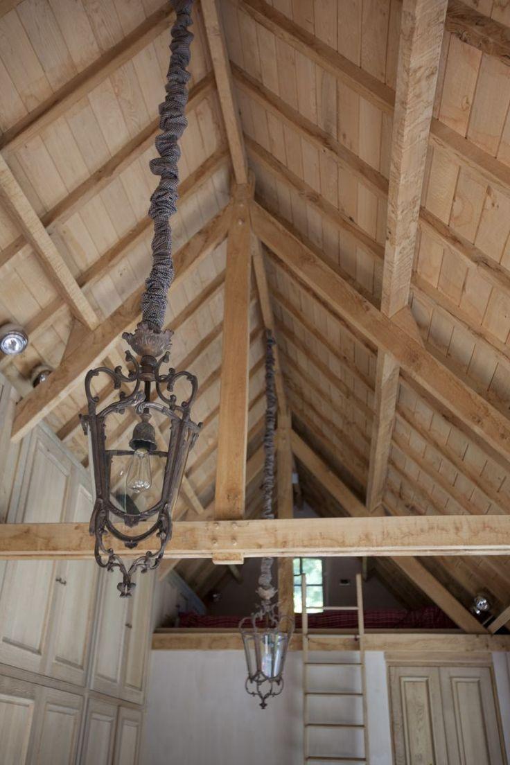 Inside poolhouse, belgian architecture