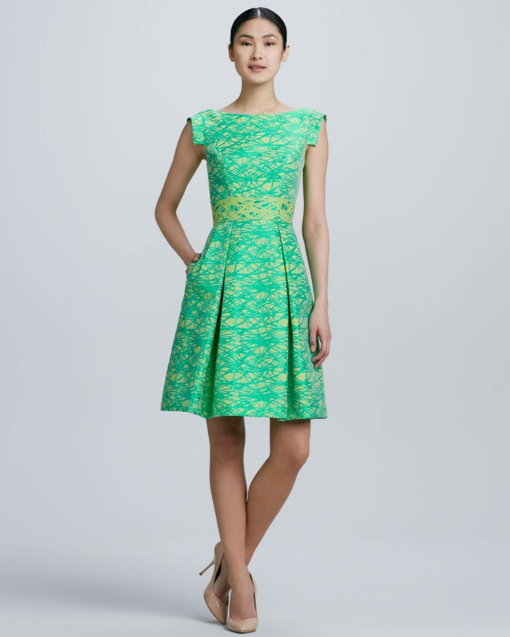 10 Best images about Green Cocktail Dress on Pinterest - Columns ...