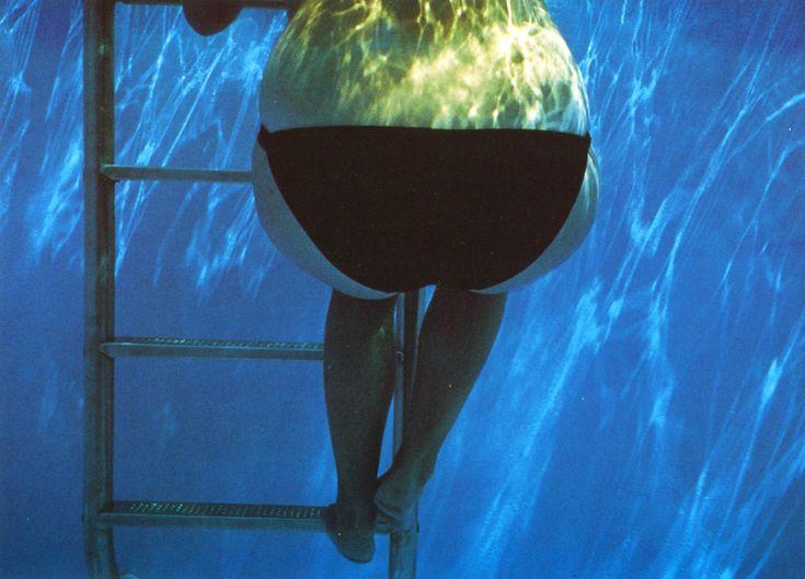 """Piscina"" (Swimming Pool), Diapress, Milan, 1984, by Franco Fontana"