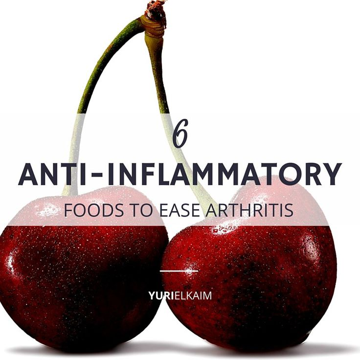 Arthritis, like several other health conditions so many of us deal with, is a product of inflammation in the body. If you�ve ever wondered why I�m such a big proponent of filling your diet with anti-inflammatory foods, it�s because I hate to see people suffering with conditions as painful and ...