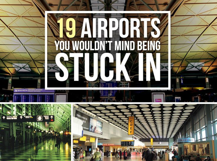 19 Airports You Wouldn't Mind Being Stuck In. Check out New Zealand's 'Middle Earth' airport in Wellington!!
