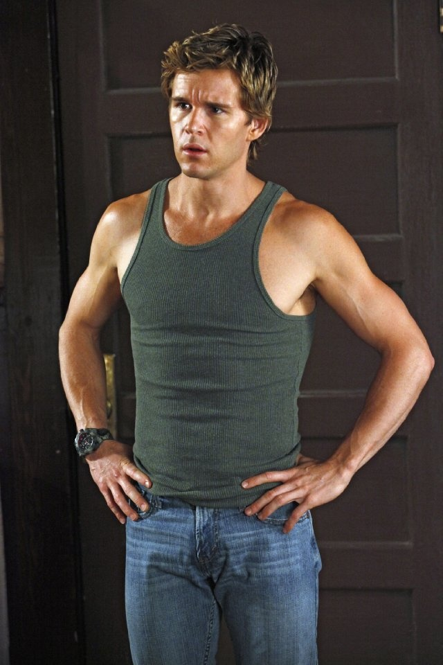 Ryan Kwanten as Jason Stackhouse from True Blood
