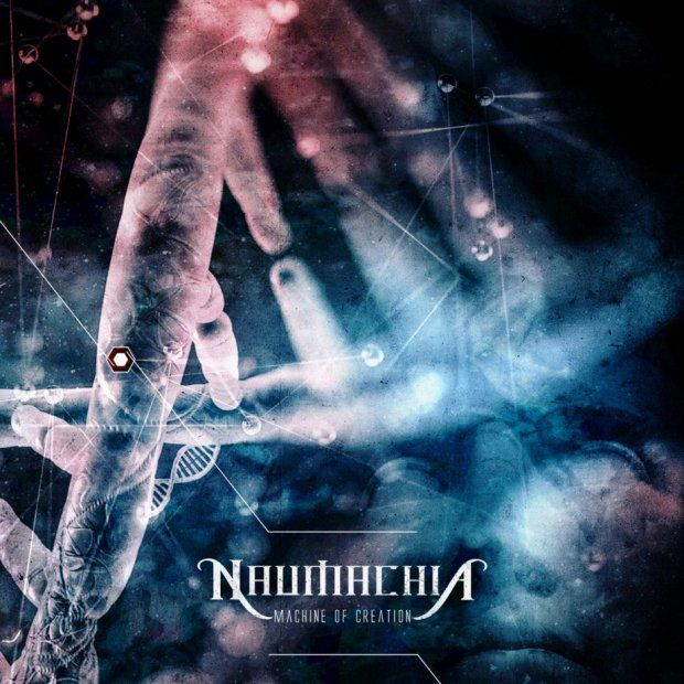 Naumachia - Machine Of Creation (2015) | Industrial/Progressive Death Metal