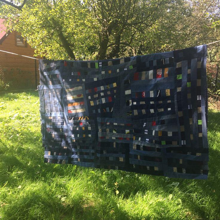Denim, Handmade Quilts