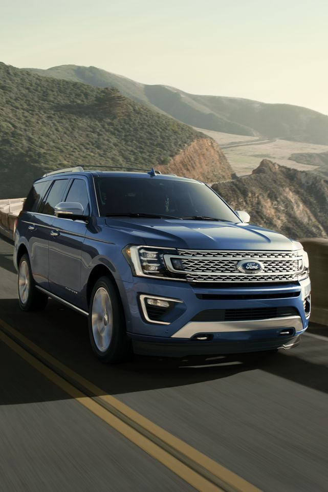 The Ford Expedition Is A Full Size Suv Favorite Among Drivers