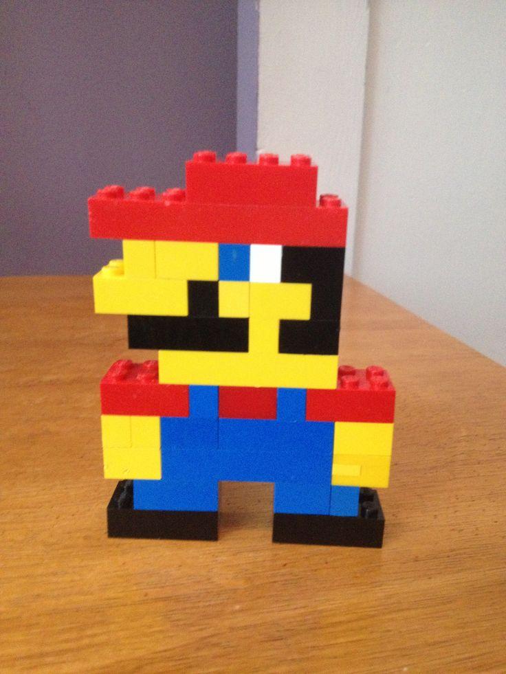 139 best creative block images on pinterest toys lego for Creative lego ideas