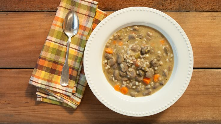 Sylvie's Charlevoix Broad Bean Soup