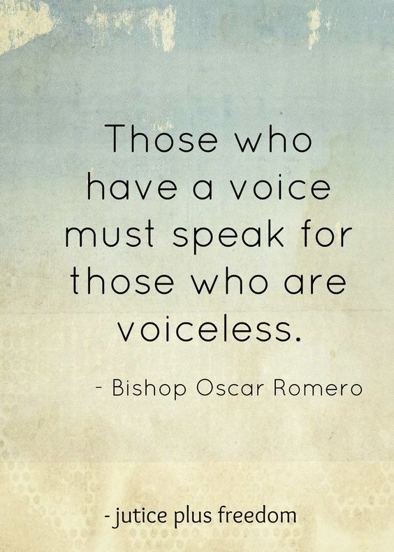 oscar romero quotes with pictures   Oscar Romero Quotes In English Oscars, dr. who and the voice on ...