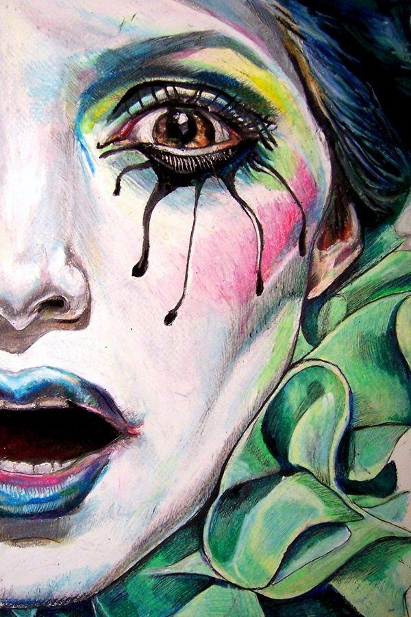 40 Beautiful Oil Pastel Paintings | Oil pastel paintings, Pastels ...
