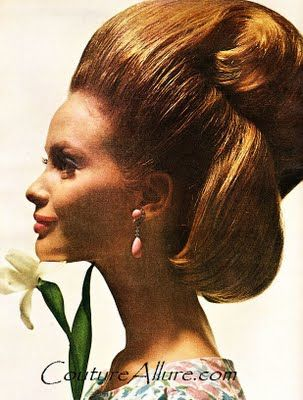 Couture Allure Vintage Fashion: 1963 Fashion for Mad Men - Hair and Makeup