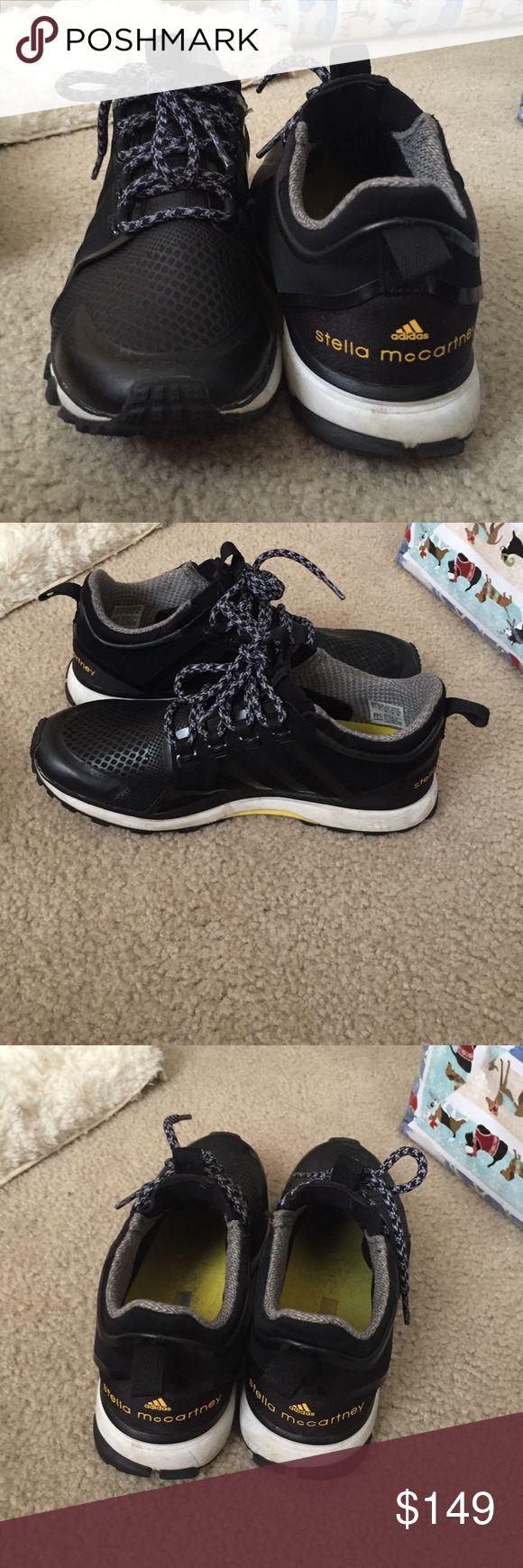 Adidas Stella McCartney Shoes 7.5 Size 7.5 Adidas x Stella McCartney shoes ! Worn about 5 times . Great condition! Slight wear. Very comfortable ! Adidas by Stella McCartney Shoes Athletic Shoes
