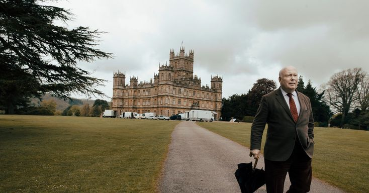 """Mr. Fellowes discusses developments on the past season and what the future might hold for """"Downton"""" and its characters."""