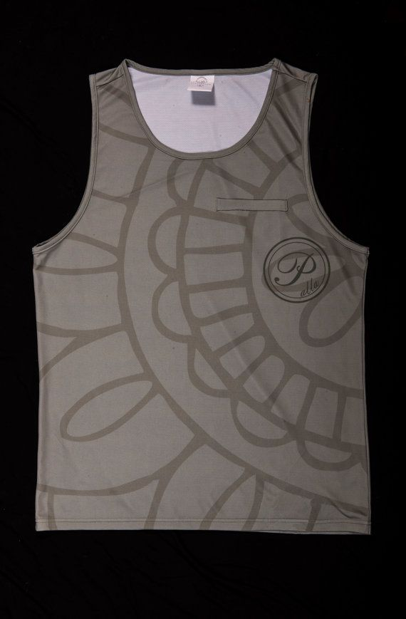 Sportswear Tanks Man Clothes fashion by PallaSportswear on Etsy