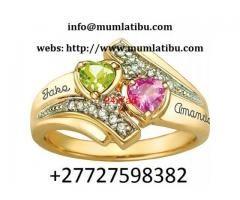 SUPER POWER MAGIC RING OF WONDERS contact MUMLATIBU +27727598382