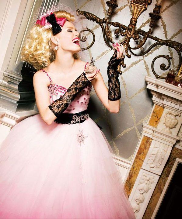 The Barbie Bridal Collection {Lifesize!} - Bridal Musings Wedding Blog