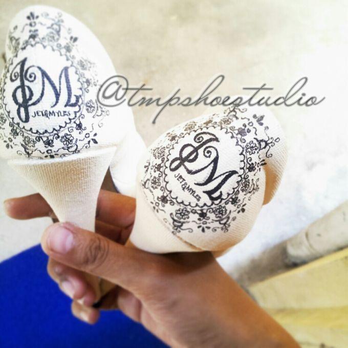 Jet & Myles Vintage Spanish Themed Wedding Shoes by TMP Custom Shoe Studio - 005
