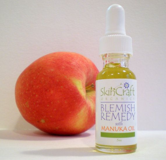 Blemish Remedy / Spot Treatment for Pimples / by SkinCraftOrganics