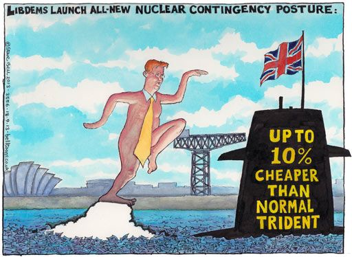 """17 September 2013 - The Lib Dems have said they helped """"save"""" the economy as part of the coalition."""
