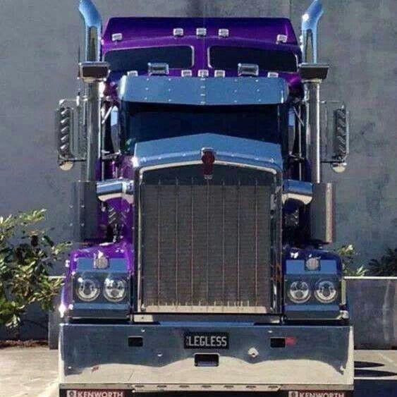 Pretty fine truck there :)