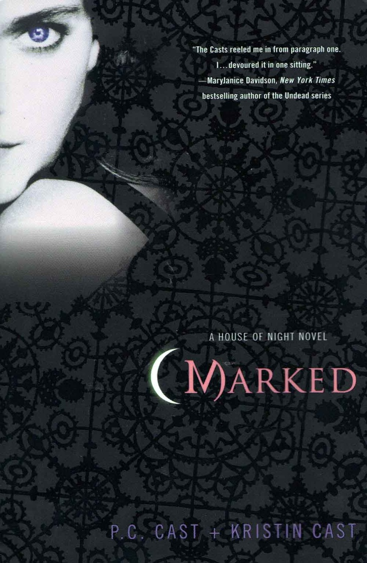 House Of Night  Marked