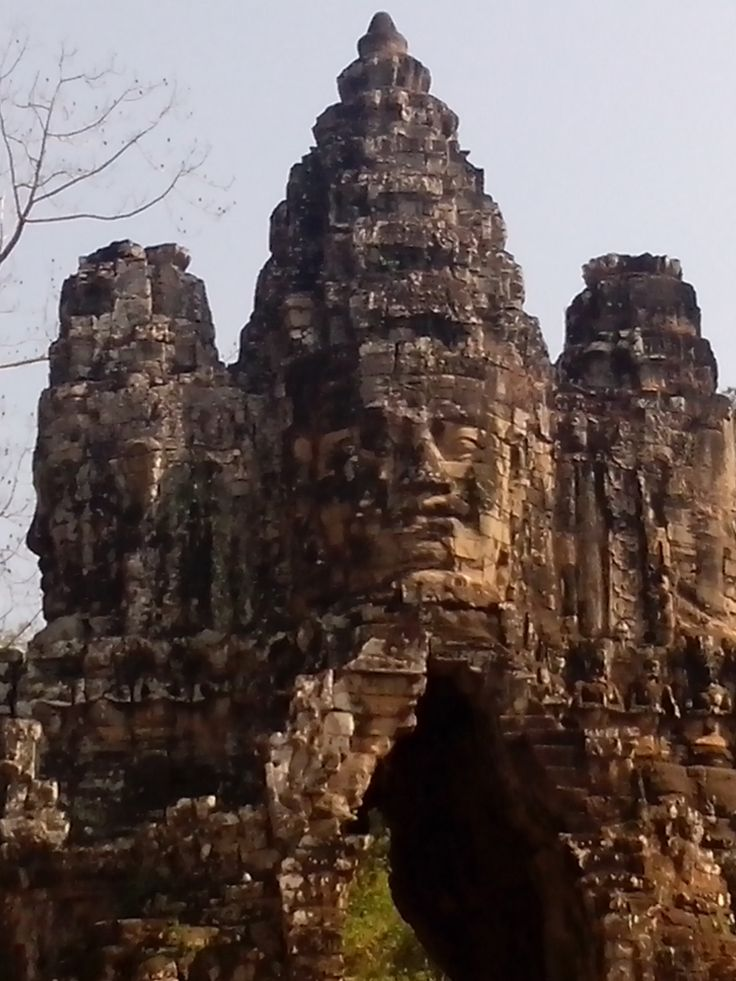 Angkor Watt......i forget the tample name of this