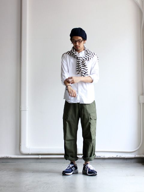 ordinary fits Jungle Fatigue Trousers 商品詳細 Strato