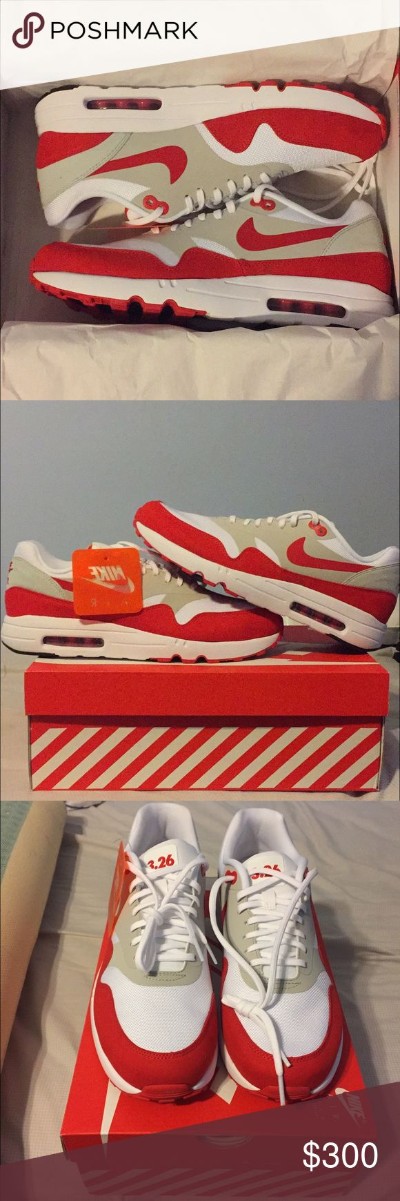 Nike Air Max 1 Ultra (Air Max Day) Limited edition, Nike air max 1 ultra, released exclusively for Air Max Day 2017. Nike Shoes Sneakers