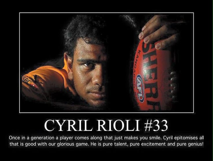 Cyril is hard to describe. You have to see him in action. Even when you do see…