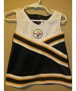 Pittsburgh Steelers Cheerleader Outfit  , Infan... - $24.99