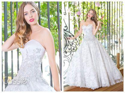 CASSIE / Wedding Dresses / Winter 2013 Collection / Jack Sullivan Bridal