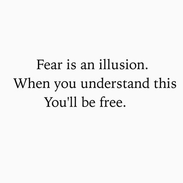Instagram media by carterleonardi - Everything you want is on the other side of fear.