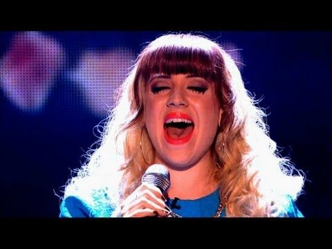 ▶ The Voice UK 2013   Leah McFall sings 'Loving You' - The Live Final - BBC One - YouTube Blew me away!