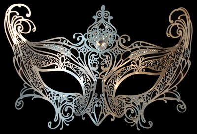 I am thinking about something like this for Darian's prom. The theme is masquerade.