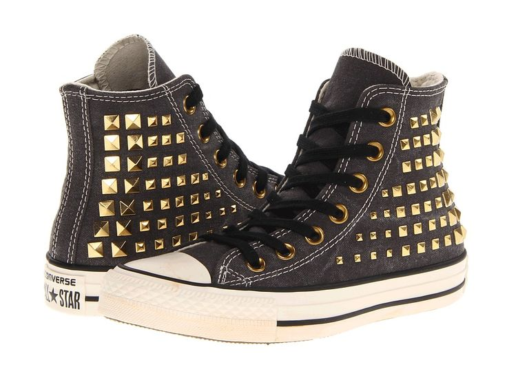 Chuck Taylor All Star Collar Studs Hi from Converse.