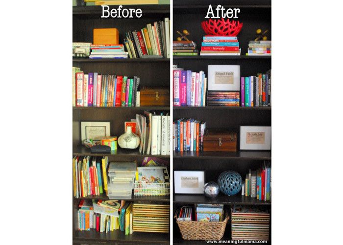 Creative Tips For Organizing Your Cluttered Bookshelves Ways To Store Books Without A Bookshelf